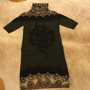 Desigual dress. Size M. New with tags.